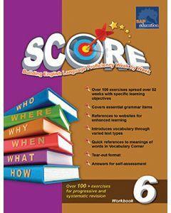 Primary Level SCORE Workbook 6 (NEW)