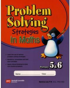 Problem Solving Strategies in Maths for Primary 5 & 6