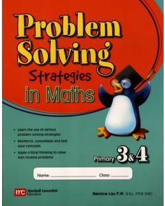 Problem Solving Strategies in Maths for Primary 3 & 4