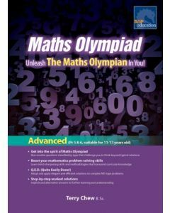 SAP Maths Olympiad Advanced Revised Edition