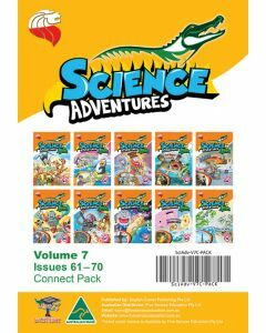 Science Adventures Issues 61-70 Connect Pack (Ages 6-9)