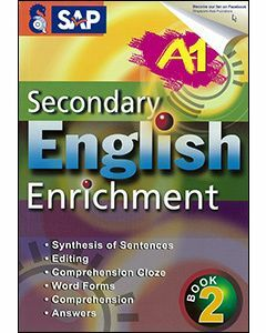 Secondary English Enrichment Book 2
