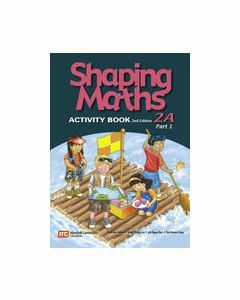 Shaping Maths Activity Book 2A (Part 1)