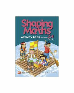 Shaping Maths Activity Book 2A (Part 2)