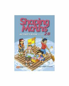 Shaping Maths Activity Book 2B (Part 2)