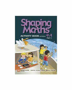 Shaping Maths Activity Book 4A (Part 1)