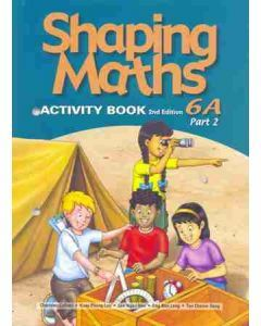 Shaping Maths Activity Book 6A (Part 2)