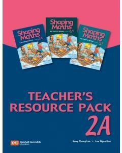Shaping Maths Teacher's Resource Pack 2A