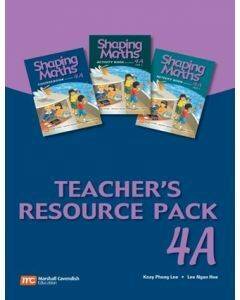 Shaping Maths Teacher's Resource Pack 4A