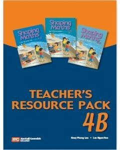 Shaping Maths Teacher's Resource Pack 4B
