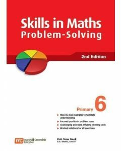 Skills in Maths Problem-Solving Primary 6 2nd Edition