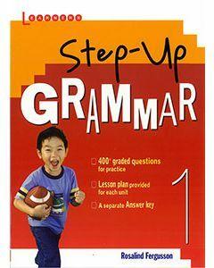 Step-Up Grammar Book 1