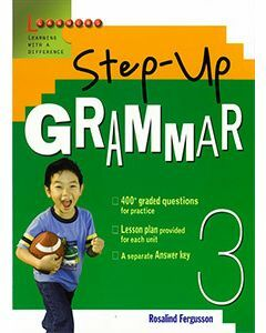 Step-Up Grammar Book 3