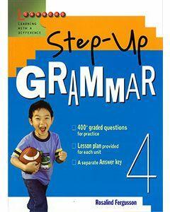Step-Up Grammar Book 4