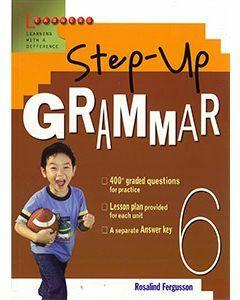 Step-Up Grammar Book 6