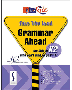 Take the Lead: Grammar Ahead  K2
