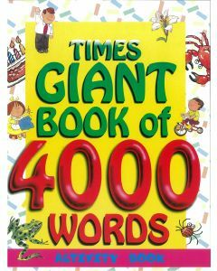 Times Giant Book of 4000 Words - Activity Book