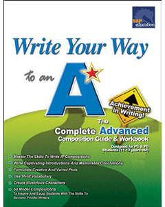 Write Your Way To An A* (Advanced)