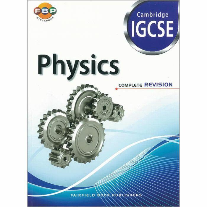 Cambridge IGCSE: Physics Complete Revision