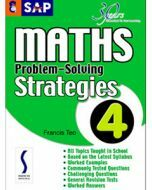 SAP Maths Problem-Solving Strategies Book 4